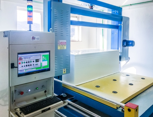 U rad pušten novi CNC stroj za rezanje poliuretana